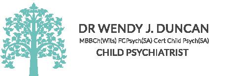 Dr Wendy J. Duncan Logo